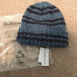 BCBG knit hat